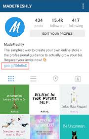 biography for instagram profile how your instagram bio can help you direct traffic to your online