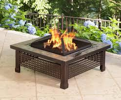 Square Firepit Square Pit Home Sweet Home Ideas