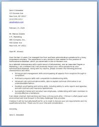 Dental Assistant Cover Letter Sample by Executive Assistant Cover Letter Gplusnick