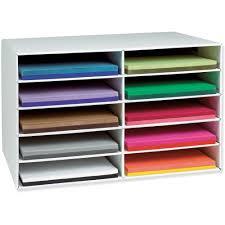 Paper Organizer For Wall Desktop U0026 Drawer Organizers Walmart Com