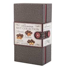 winecountrygiftbaskets gift baskets wine country gift baskets premium nut gift box grey walmart