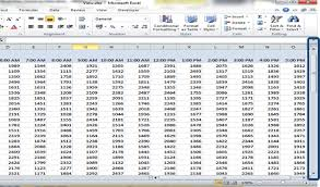 free excel tests basic data entry and navigation test excel