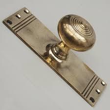 backyards door knobs interior hardware signature privacy set