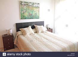 chambre d h e espagne flat bed photos flat bed images alamy
