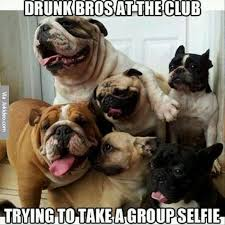 Club Meme - drunk bros at the club meme