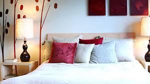 meubler une chambre aménager confortablement la chambre à coucher