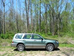 2002 green subaru forester 2007 subaru forester information and photos momentcar