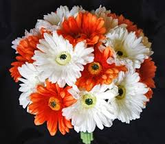 gerbera bouquet touch gerbera bouquet real touch sik wedding bouquet
