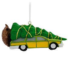 amazon com hallmark christmas vacation station wagon christmas