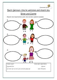 german worksheets for kids printouts beegerman