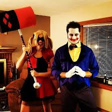 Joker Costume Halloween 31 Scary Halloween Costumes Couples Joker Costume Halloween