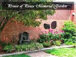 memorial garden memorial garden prince of peace lutheran church elca