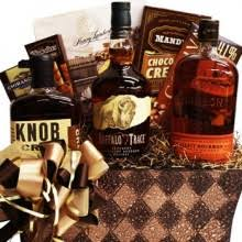 bourbon gift basket the ultimate bourbon whiskey gift basket gift ideas don t peek