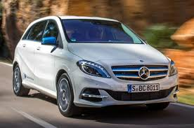 mercedes b class electric drive review 2017 autocar