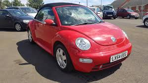 volkswagen beetle pink convertible volkswagen beetle cabriolet 2003 2010 for sale used
