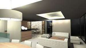 interieur cuisine moderne cuisine ouverte sur sejour surface 3 indogate decoration