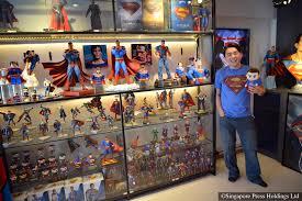 see the home of a superman superfan home u0026 decor singapore