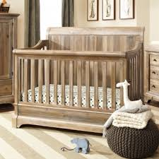 Convertible Cribs Bertini Pembrooke 4 In 1 Convertible Crib Rustic Baby