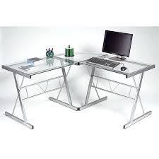 bureau angle verre noir bureau angle verre bureau d angle bureau angle bureau dangle en