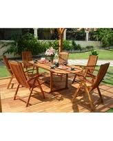 Solana Bay 7 Piece Patio Dining Set by Bargains On Living Dining Furniture Solana Bay 7 Piece Patio