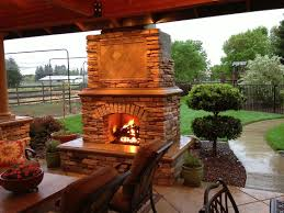 Diy Outdoor Fireplace Kits by Outdoor Fireplace Flue Rolitz