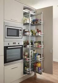 kitchen cupboard interiors best 25 larder unit ideas on kitchen larder units