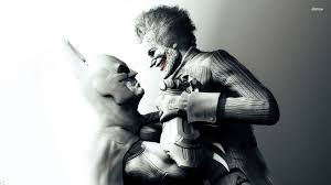 batman joker wallpaper photos batman vs joker batman arkham asylum 1920x1080 game wallpaper