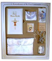 1st communion gifts girl s communion gift set 32196