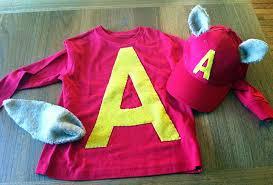Alvin Chipmunk Halloween Costume 15 Minute Diy Costume Ideas Unoriginal Mom