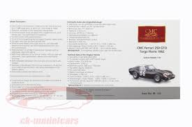 250 gto top speed ck modelcars m 156 250 gto 86 targa florio 1962