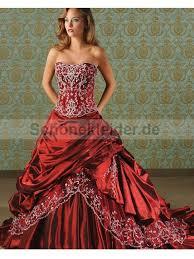 brautkleider rot brautkleid rot rote brautkleider hochzeitskleid rot günstig