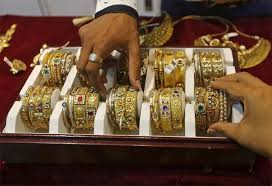 export of 24 carat gold jewellery may be banned rediff business