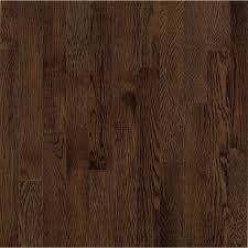 shop bruce dundee 3 25 in mocha oak solid hardwood flooring 22 sq