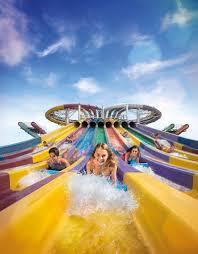 Hurricane Harbor Six Flags Nj Six Flags Hurricane Harbor Opens Wahoo Racer For 2014 Theme Park