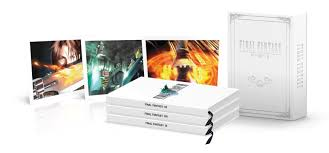 final fantasy box set prima games book buy now at mighty ape nz