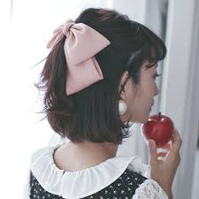 women s hair accessories quality big large beautiful silk bow barrette hair