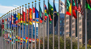 United Nation Flag Gandhi In Today U0027s World Umaine Today Feature Stories Umaine