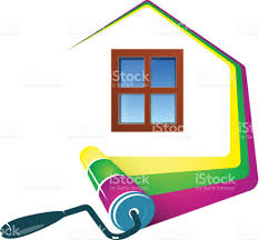 Home Design Stock Images by Painting Home Design Stock Vector Art 647352260 Istock