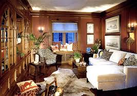 Safari Decor For Living Room Elegant Safari Living Room Decor