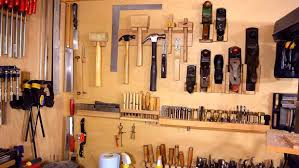 Woodworking Hand Tools Uk by Organise Your Hand Tools With These Custom Built Wall Mounts