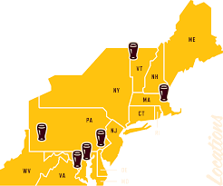 Boston City Map Tourist by Boston Brew Tours All Inclusive Guided Brewery Tours U0026 Craft