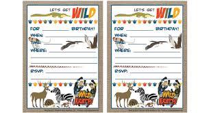 wild kratts birthday printables birthday party pbs parents pbs