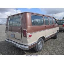 Dodge Ram Van - 1984 dodge ram van rod robertson enterprises inc