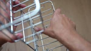 Ikea Shower Caddy by Ikea Immeln Shower Hanger Youtube