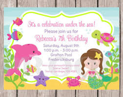 the sea party the sea party invitations theruntime