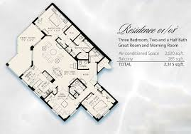 Condominium Plans Tower Pointe High Rise Floor Plans Arbor Trace