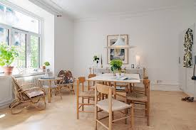 Swedish Apartment Revealing One Cozy Corner After Another - Swedish apartment design