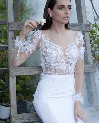 wedding dress brokat editor s persy wedding dresses modwedding
