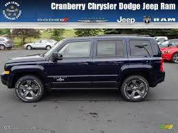patriot jeep 2014 2014 true blue pearl jeep patriot freedom edition 4x4 82269394