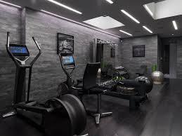 Garage Gym Design Home Gym Bespoke High End Home Gym Design L Rch Raw Corporate